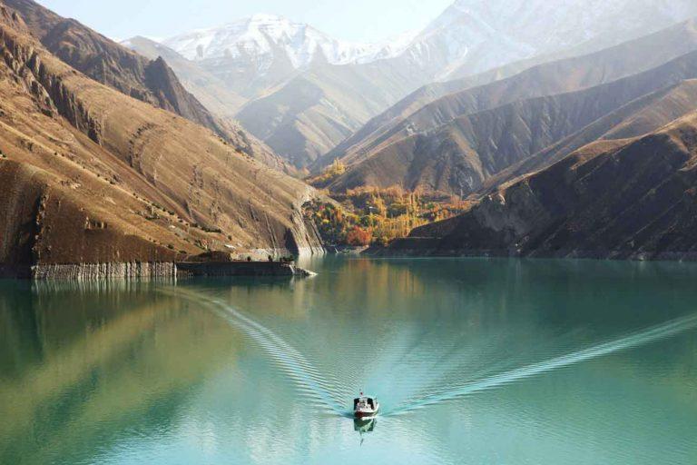 دریاچه سدامیرکبیر