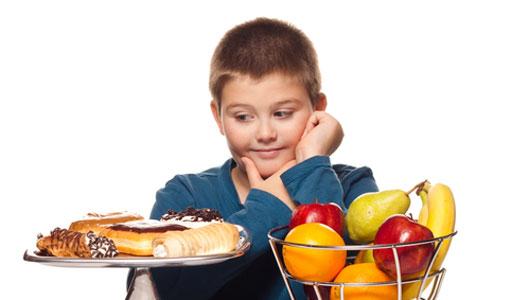 آنچه کودکان شما نباید بخورند