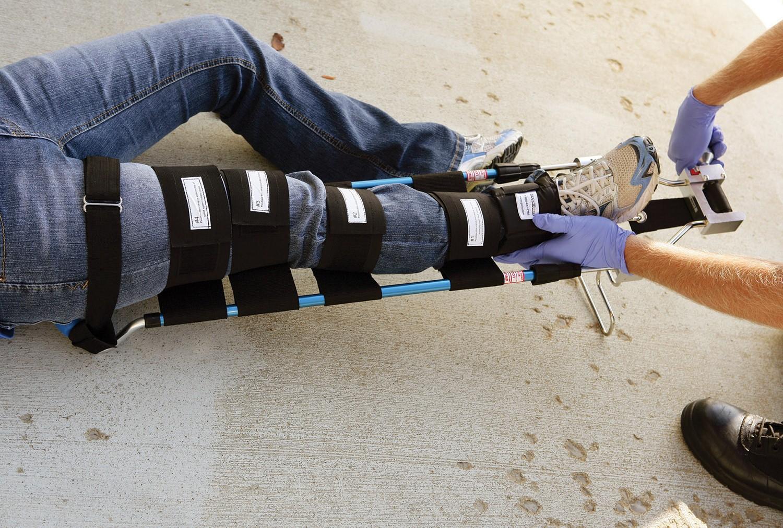 کمک های اولیه برای شکستگی استخوان