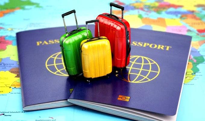 انواع ویزای گردشگری