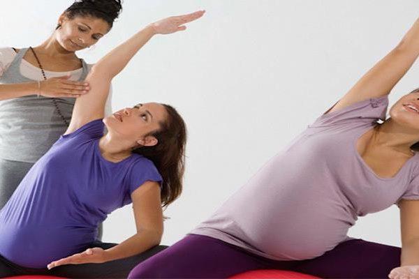 هفت ورزش مفید برای زنان باردار