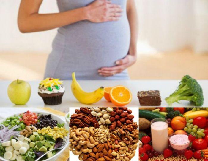 ۱۳ خوراکی بسیار مغذی که در هنگام بارداری باید خورده شوند