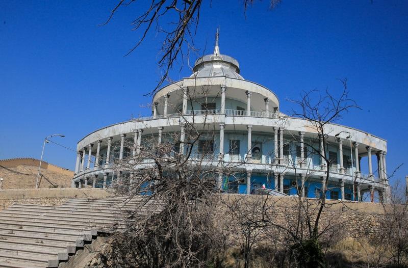 کاخ فرح آباد یا قصر فیروزه