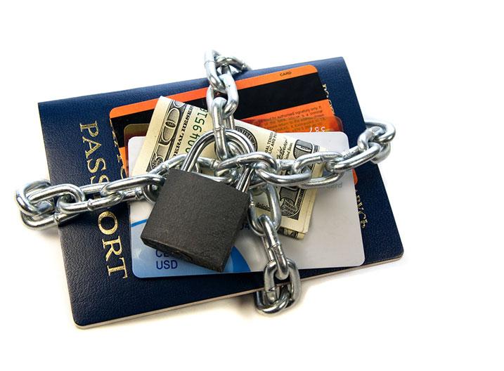 چگونه از پاسپورت خود نگهداری کنیم؟