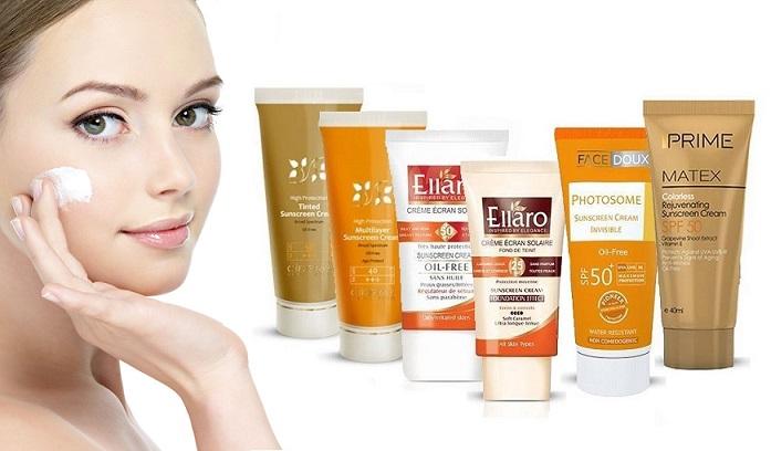 بهترین کرم های ضد آفتاب برای پوست چرب و جوشدار