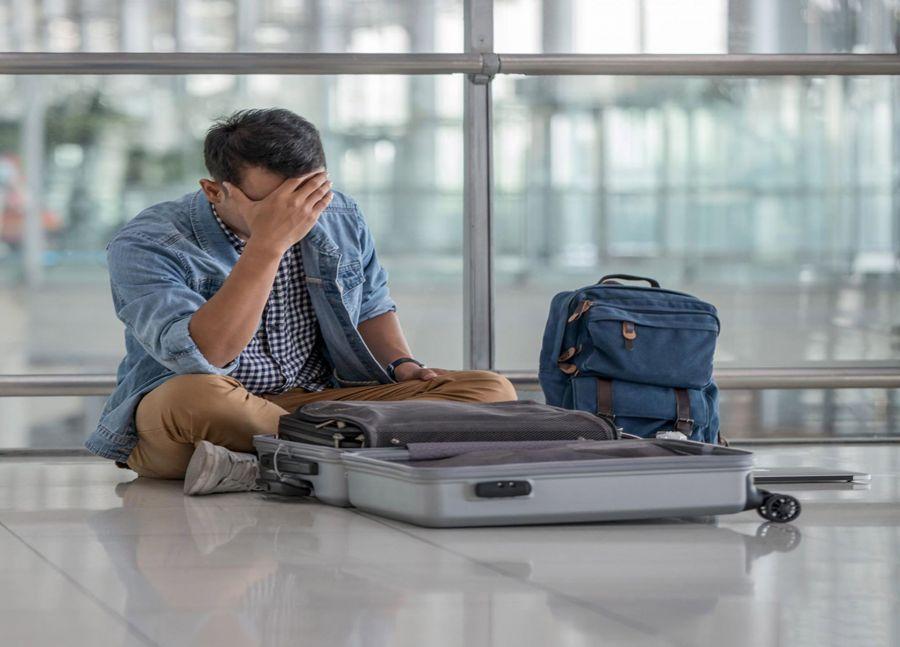 کارهای لازم بعد از گم شدن پاسپورت
