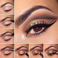 انواع چشم، انواع آرایش