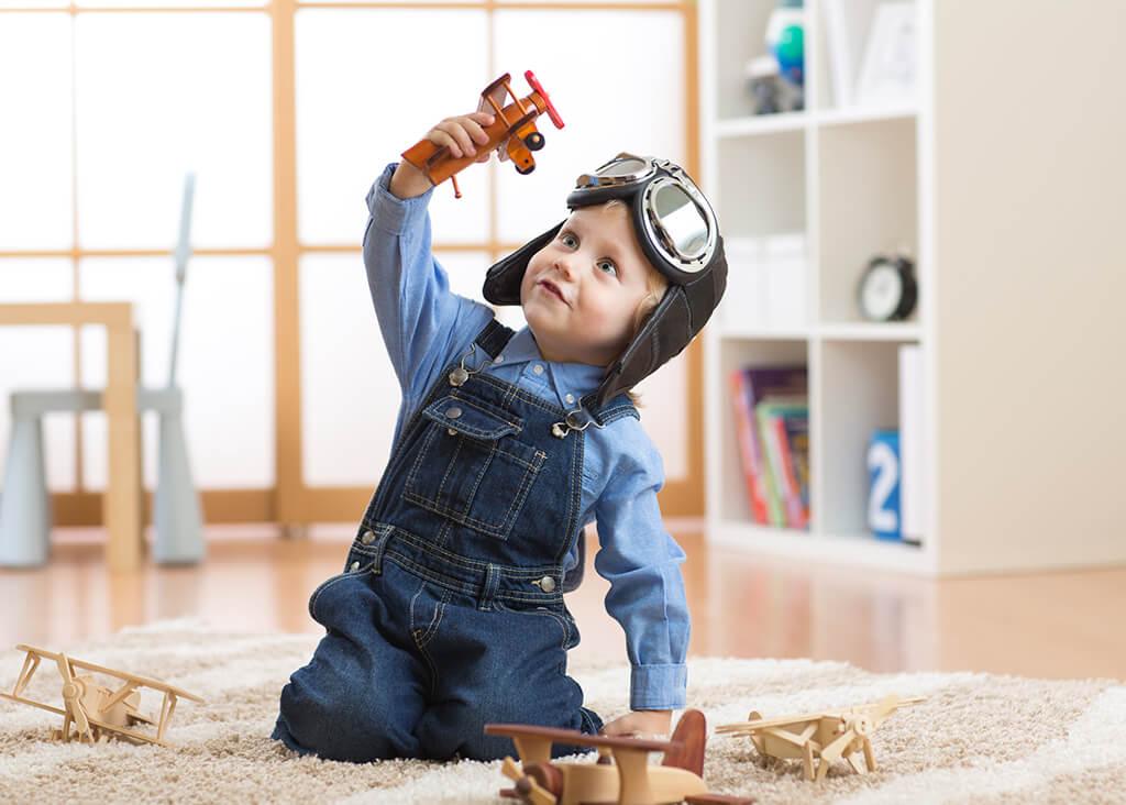 فواید بازی های انفرادی برای کودکان