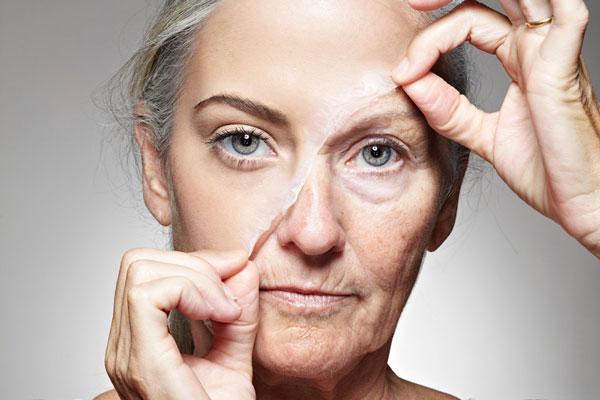 ده درمان خانگی برای رفع چین و چروک پوست