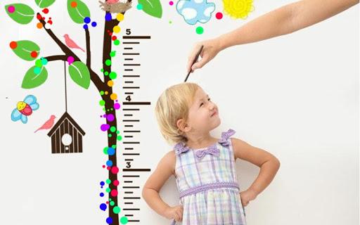 افزایش قد کودک وعواملی که بر رشد قدی کودک موثرند!